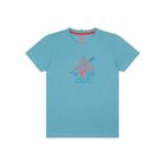 Alakay T-Shirt pacific blue