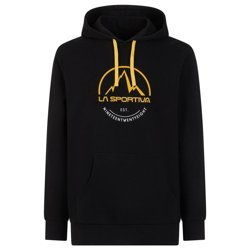 Logo Hoody black